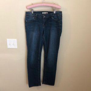 Paris Blues straight leg jeans
